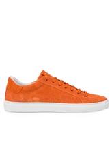 Кеды HIDE&JACK GKOLORGWHT 100% кожа Оранжевый Италия изображение 1