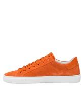 Кеды HIDE&JACK GKOLORGWHT 100% кожа Оранжевый Италия изображение 2