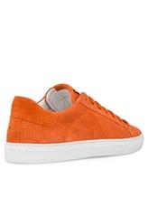 Кеды HIDE&JACK GKOLORGWHT 100% кожа Оранжевый Италия изображение 3