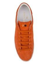 Кеды HIDE&JACK GKOLORGWHT 100% кожа Оранжевый Италия изображение 4