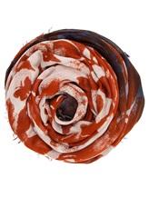 Платок Faliero Sarti 4516 90% модал, 10% кашемир Бежево-коричневый Италия изображение 0