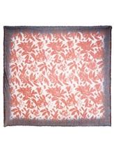 Платок Faliero Sarti 4516 90% модал, 10% кашемир Бежево-коричневый Италия изображение 2