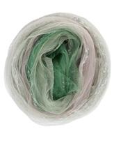 Палантин Faliero Sarti 1010 94% шёлк, 6% полиамид Зеленый Индия изображение 0