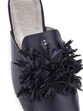 Туфли Henry Beguelin SD3426 100% кожа Синий Италия изображение 5