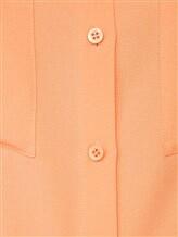 Рубашка IRISvARNIM 182203 100% шёлк Оранжевый Китай изображение 4