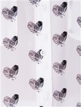 Рубашка Equipment Femme 17-5-001156 100% шёлк Белый Китай изображение 4