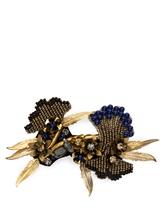 Брошь Albino Teodoro   AC0178 85% латунь, 15% стекло Золотой Италия изображение 0