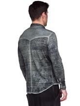 Рубашка AVANT TOI 218U2812 100% лён Хаки Италия изображение 3