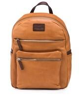 Рюкзак A.G.Spalding&Bros 125850 100% кожа Рыжий Китай изображение 0