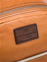 Рюкзак A.G.Spalding&Bros 125850 100% кожа Рыжий Китай изображение 3