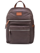 Рюкзак A.G.Spalding&Bros 125850 100% кожа Темно-коричневый Китай изображение 0