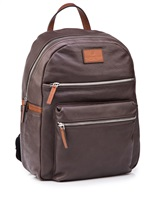 Рюкзак A.G.Spalding&Bros 125850 100% кожа Темно-коричневый Китай изображение 1