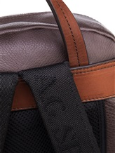Рюкзак A.G.Spalding&Bros 125850 100% кожа Темно-коричневый Китай изображение 3