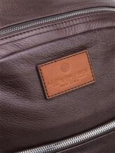 Рюкзак A.G.Spalding&Bros 125850 100% кожа Темно-коричневый Китай изображение 4