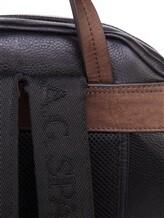 Рюкзак A.G.Spalding&Bros 125850 100% кожа Черный Китай изображение 3