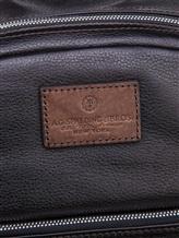 Рюкзак A.G.Spalding&Bros 125850 100% кожа Черный Китай изображение 4