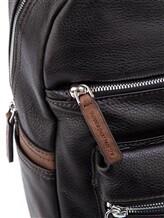 Рюкзак A.G.Spalding&Bros 125850 100% кожа Черный Китай изображение 5