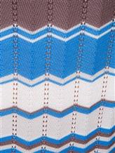 Платье Re Vera 18001004 100% шёлк Васильковый Италия изображение 4