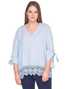 Блуза 120% Lino N0W1557