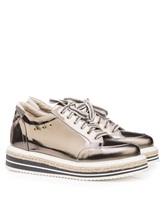 Туфли Lorena Antoniazzi LP3389S1 100% кожа Темно-бежевый Италия изображение 0