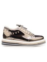 Туфли Lorena Antoniazzi LP3389S1 100% кожа Темно-бежевый Италия изображение 1
