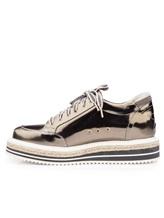 Туфли Lorena Antoniazzi LP3389S1 100% кожа Темно-бежевый Италия изображение 2