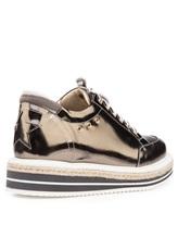 Туфли Lorena Antoniazzi LP3389S1 100% кожа Темно-бежевый Италия изображение 3