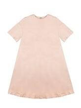 Платье Unlabel PEPPY-DD30 65% хлопок, 30% полиамид, 5% эластан Бежево-розовый Литва изображение 0