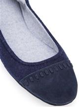 Тапки Agnona HS300X 100% кашемир Темно-синий Италия изображение 5