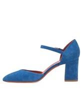 Туфли Santoni WDHZ57115 100% кожа Голубой Италия изображение 2