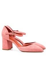 Туфли Santoni WDHZ57115 100% кожа Розовый Италия изображение 0