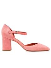 Туфли Santoni WDHZ57115 100% кожа Розовый Италия изображение 1