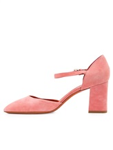 Туфли Santoni WDHZ57115 100% кожа Розовый Италия изображение 2