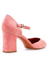 Туфли Santoni WDHZ57115 100% кожа Розовый Италия изображение 3