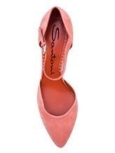 Туфли Santoni WDHZ57115 100% кожа Розовый Италия изображение 4