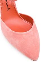 Туфли Santoni WDHZ57115 100% кожа Розовый Италия изображение 5