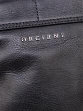 Сумка Orciani P00685 100% кожа Черный Италия изображение 3