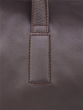 Сумка Santoni UIBBA1474 100% кожа Темно-коричневый Италия изображение 4