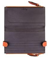 Кошелек Santoni UFPPA1344 100% кожа Оранжевый Италия изображение 2