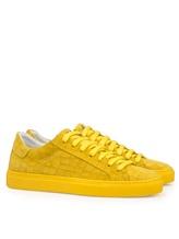 Кеды HIDE&JACK CRCLYLWYLW 100% кожа Желтый Италия изображение 0