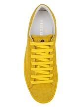 Кеды HIDE&JACK CRCLYLWYLW 100% кожа Желтый Италия изображение 4