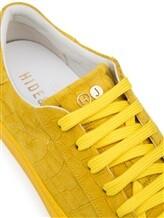 Кеды HIDE&JACK CRCLYLWYLW 100% кожа Желтый Италия изображение 5