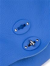 Сумка ZANELLATO 06132 100% кожа Голубой Италия изображение 9