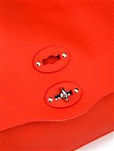 Сумка ZANELLATO 06132 100% кожа Коралловый Италия изображение 8