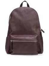 Рюкзак Orciani P00635 100% кожа Коричневый Италия изображение 0