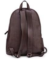 Рюкзак Orciani P00635 100% кожа Коричневый Италия изображение 4