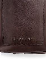 Рюкзак Orciani P00635 100% кожа Коричневый Италия изображение 6