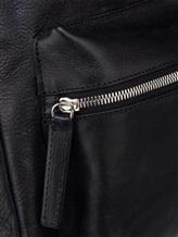Рюкзак Orciani P00635 100% кожа Черный Италия изображение 6