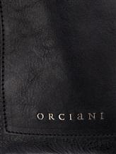 Рюкзак Orciani P00635 100% кожа Черный Италия изображение 7