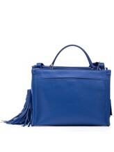 Сумка Santoni DFBBA1535 100% кожа Синий Италия изображение 5